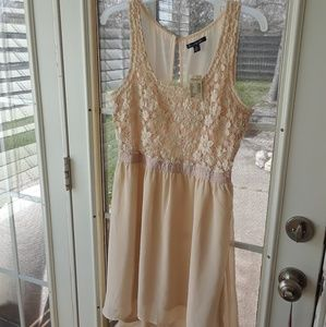 NEW American Eagle Lace Dress  sz S